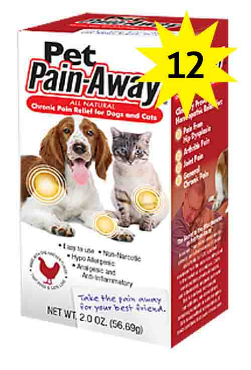 Pet Pain-Away - Case of 12